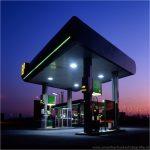 Architectuur-benzinepomp-Fotografie Erwin Hartsuiker