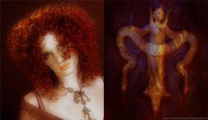Tweeluik Mariska door Fotografie Erwin Hartsuiker